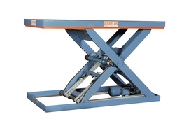 Lifting table FX with belts