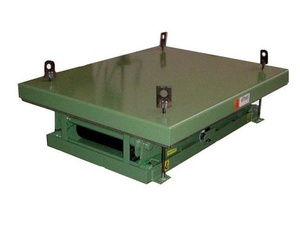 Lifting table sl2 products cefam atlas for Table elevatrice