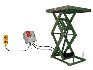 Lifting table sl2 products cefam atlas - Table verin hydraulique ...