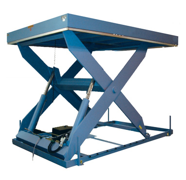 The lifting table type SN is designed to fit various applications.Capacity  from 3000 to 8000 daN, Vertical lifting up to 1800 mm, Large choice of dimensions easily modifiable,Various specific equipments. The type SR  completes our range of standard lifting equipment for capacities up to 12 000 daN and vertical lifting up to 1650 mm.